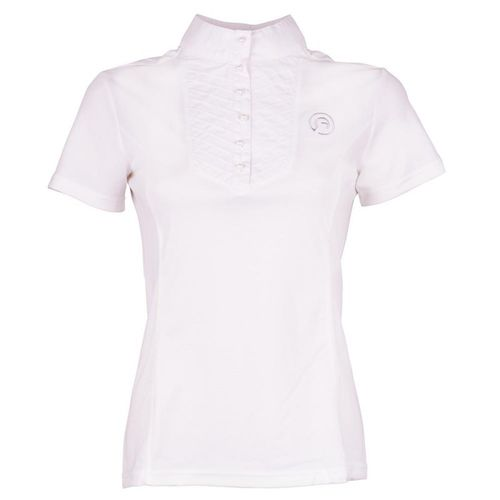 ANKY Pleated Shirt CWear White