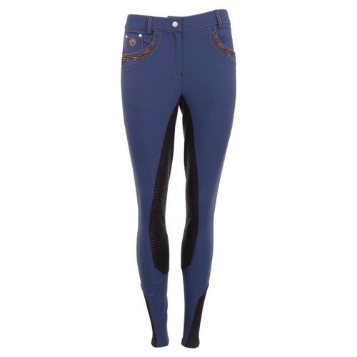 ANKY Punched Leather Breeches