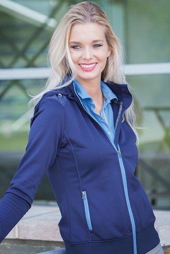 ANKY Hooded Technostretch Ladies Jacket