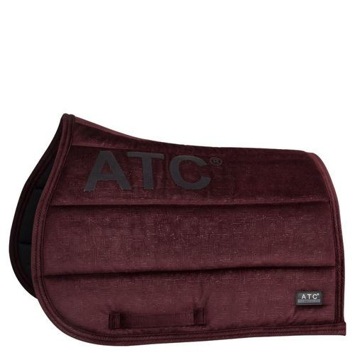 Limited Edition ANKY Velvet Jumping Saddle Pad