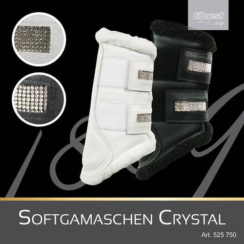 EQuest Soft Crystal Brushing Boots