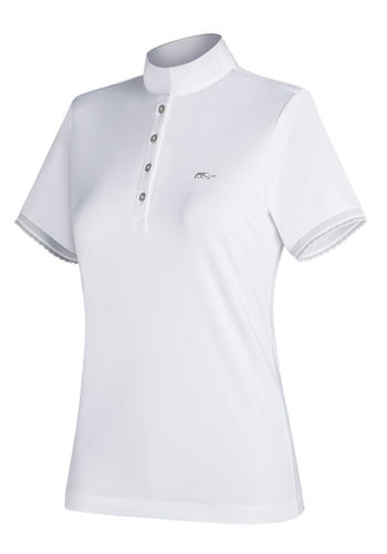 AS Frida Woman's Short Sleeve Competition Polo