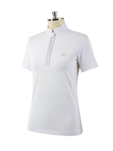AS Fasta Ladies Short Sleeve Competition Polo