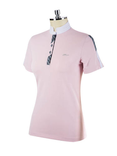 AS Fiaba Ladies Short Sleeve Polo